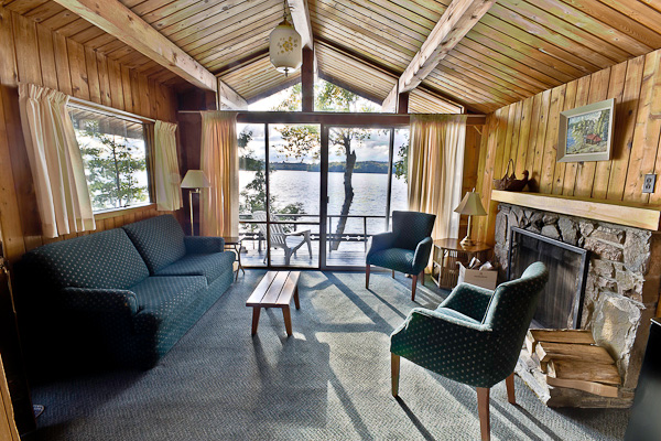 Lumina Resort | Lake of Bays Cottage | Muskoka Experience
