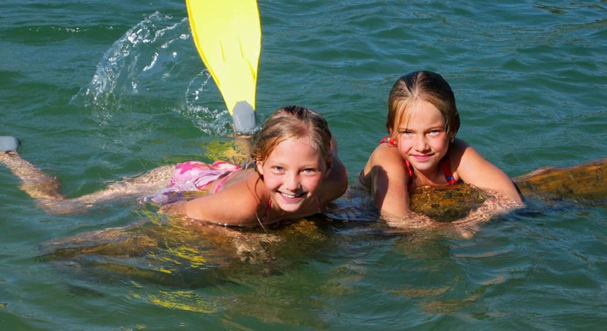 Lumina Resort Waterfront Children's Activities