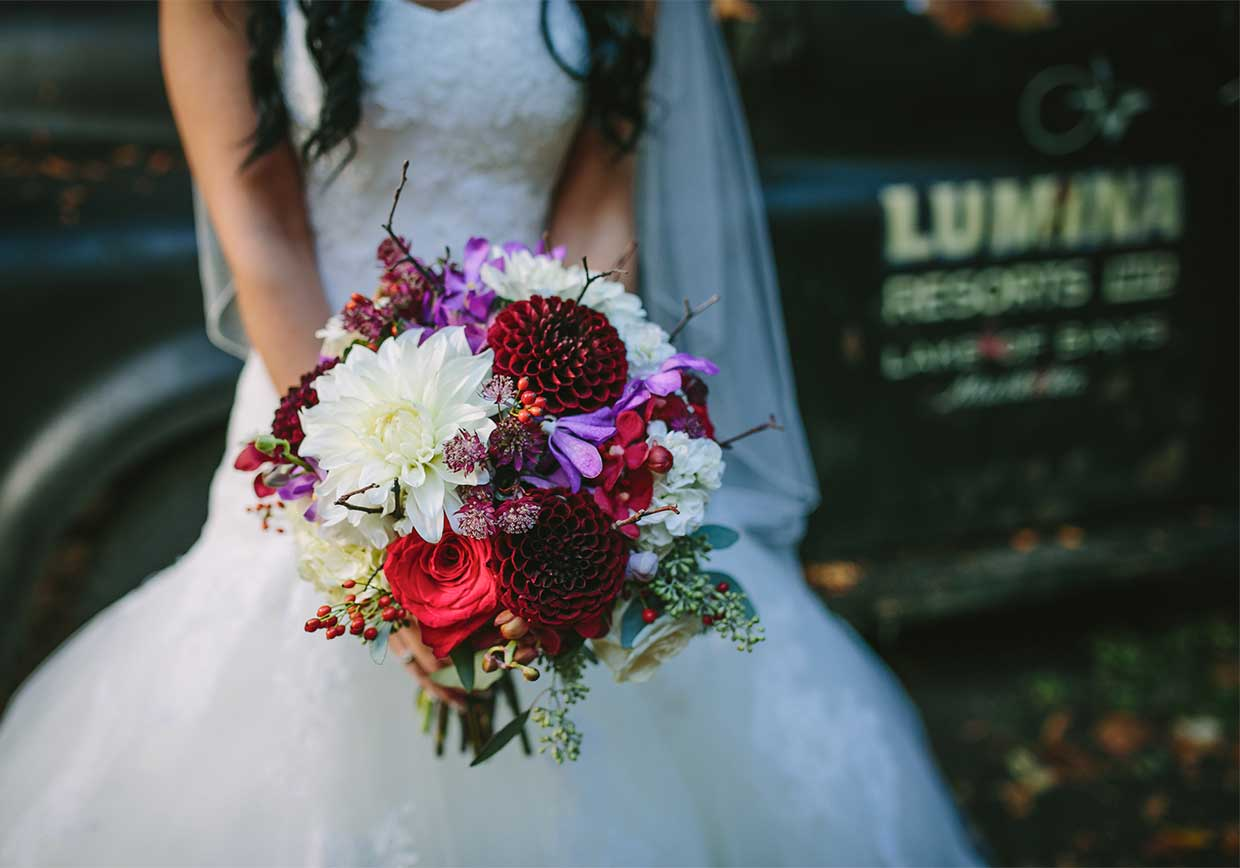 Lumina Resort Muskoka Wedding