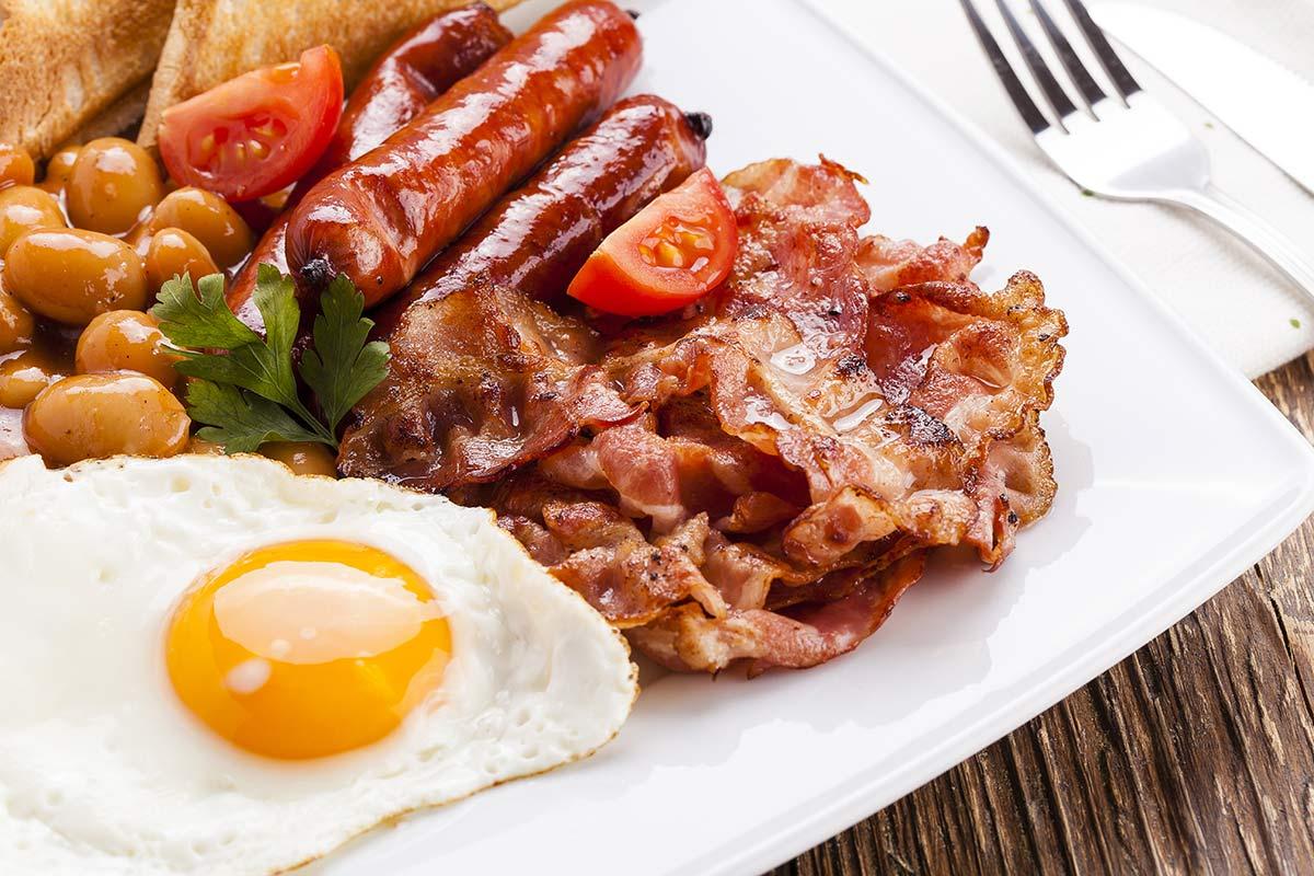Lumina Resort Breakfast